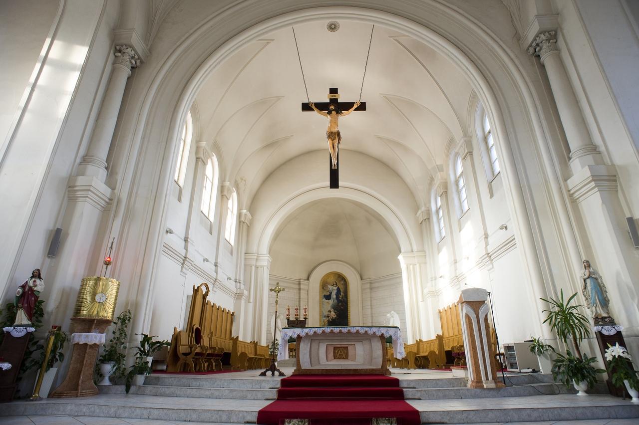 Римско католический обор успения пресвятой девы в петербурге