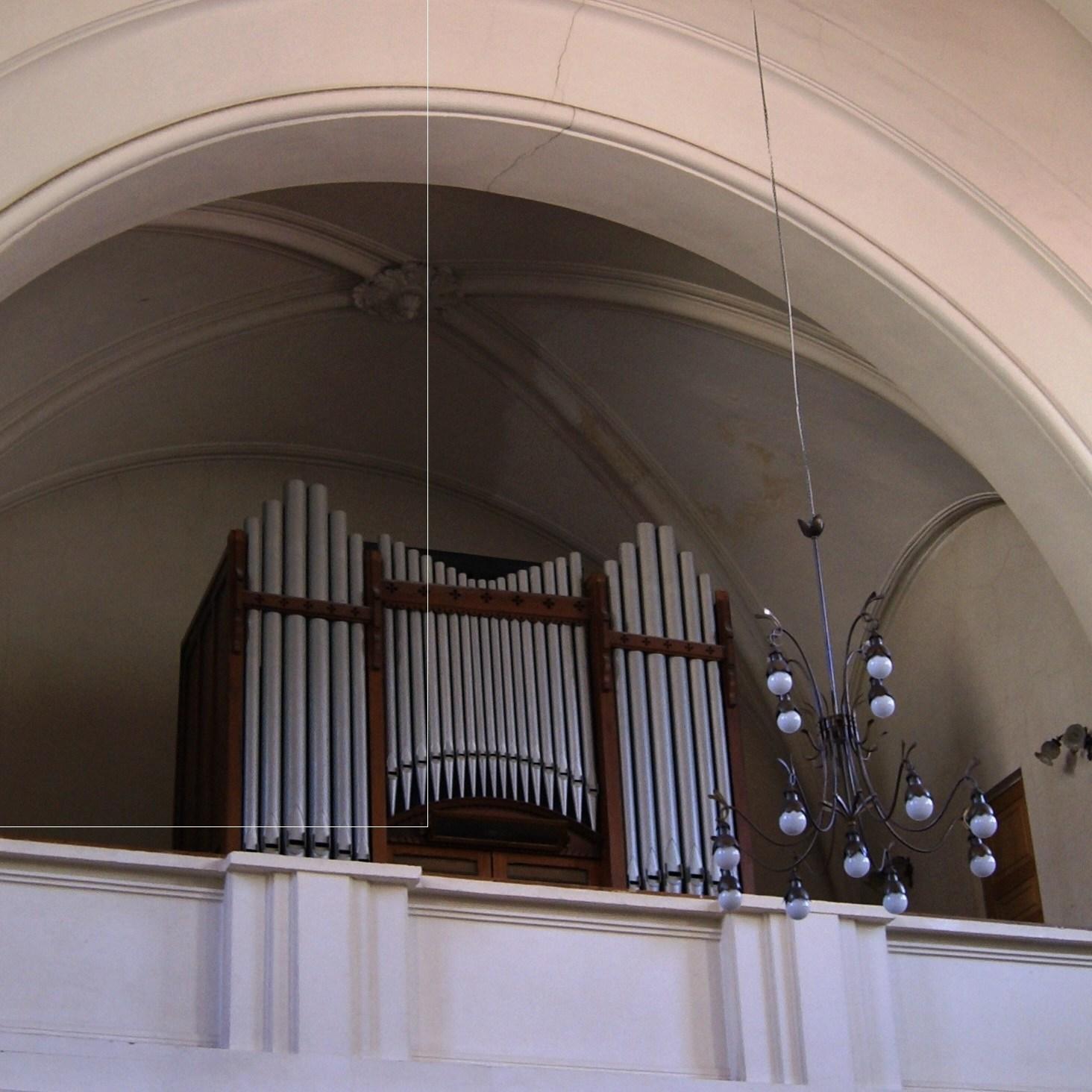 Органный концерт «Путешествие порадуге: барокко иромантизм» соскидкой50%