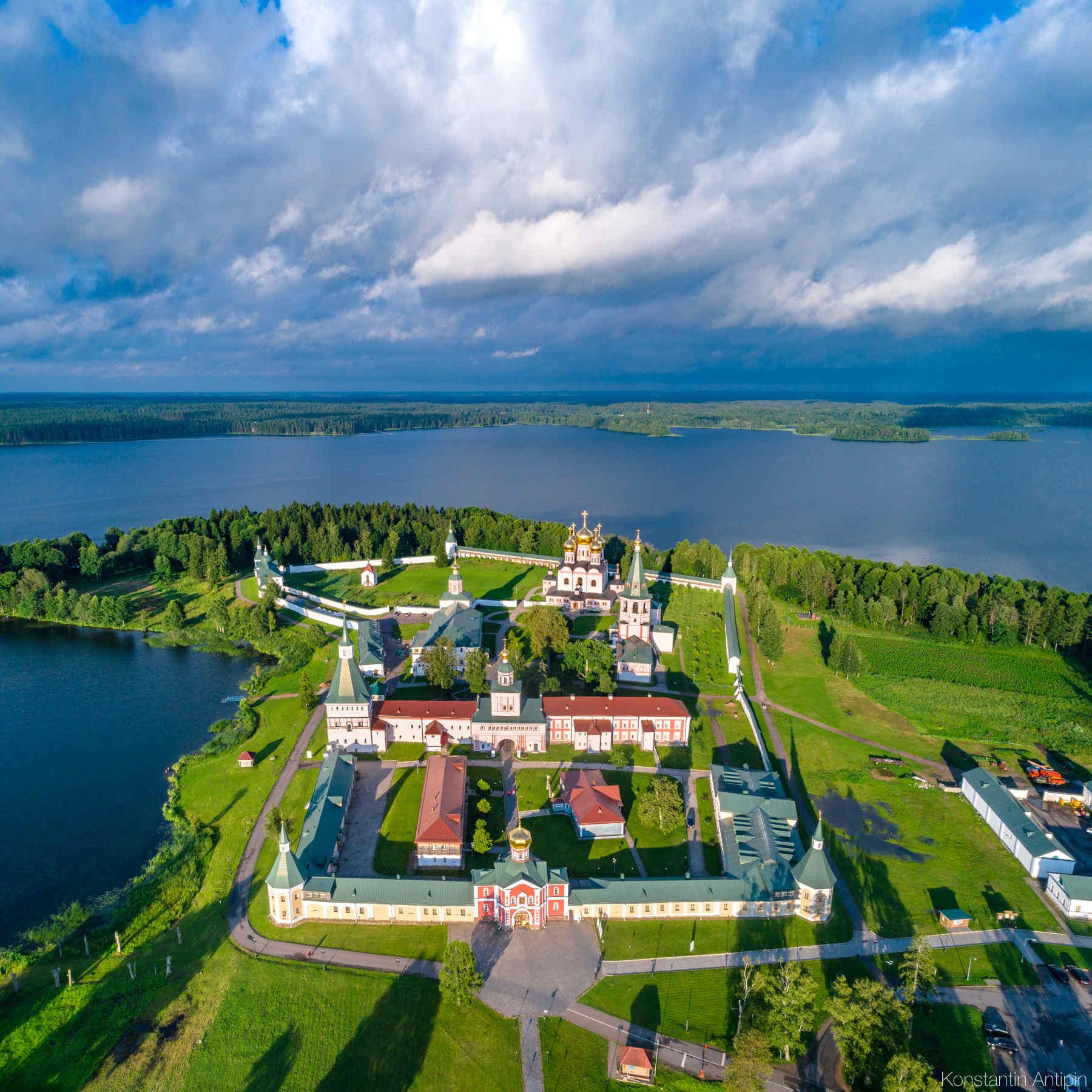 Экскурсия «Сокровища двух городов за один день: Валдай и Великий Новгород» со скидкой 37%