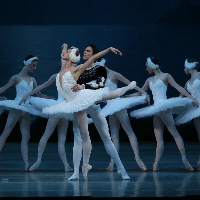 Балет «Лебединое озеро» в постановке театра «Русский балет»