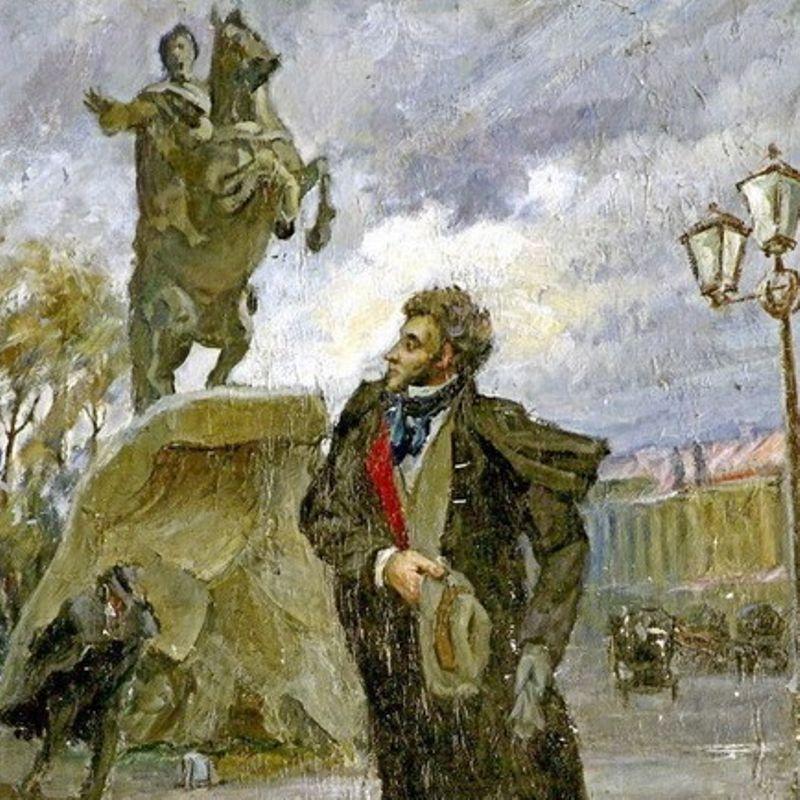 петербург пушкина картинки древние