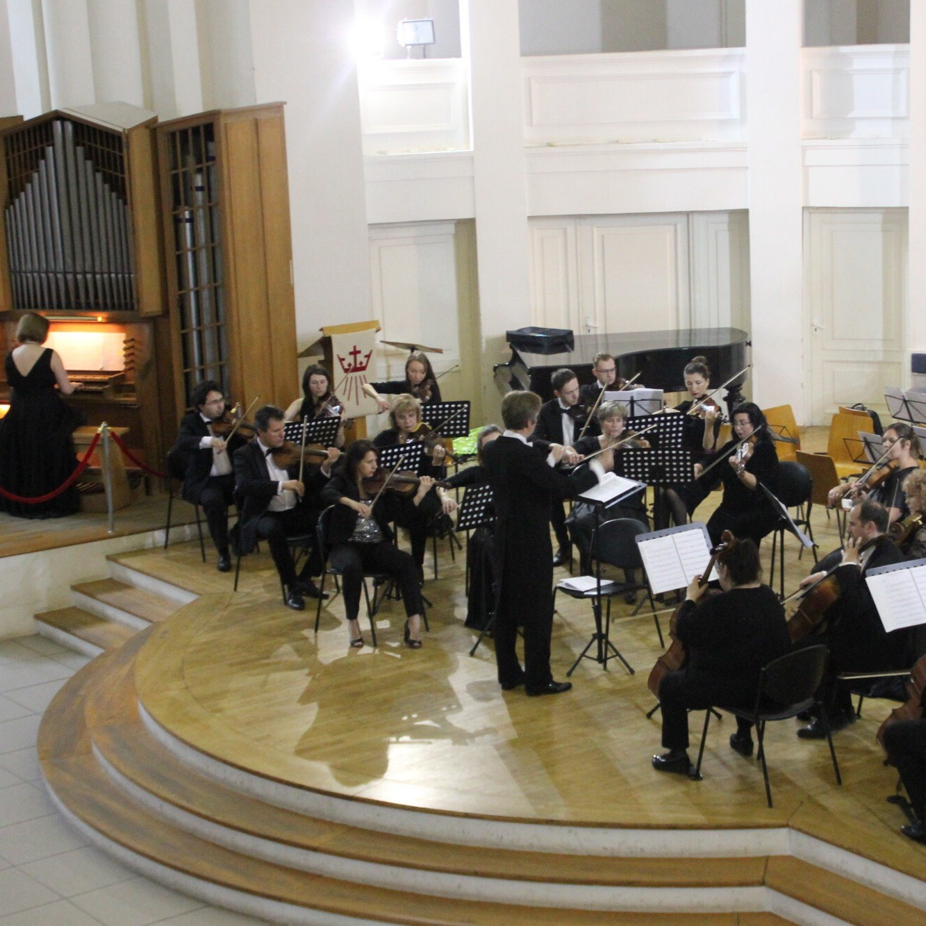 Концерт «Орган с симфоническим оркестром» со скидкой 50%