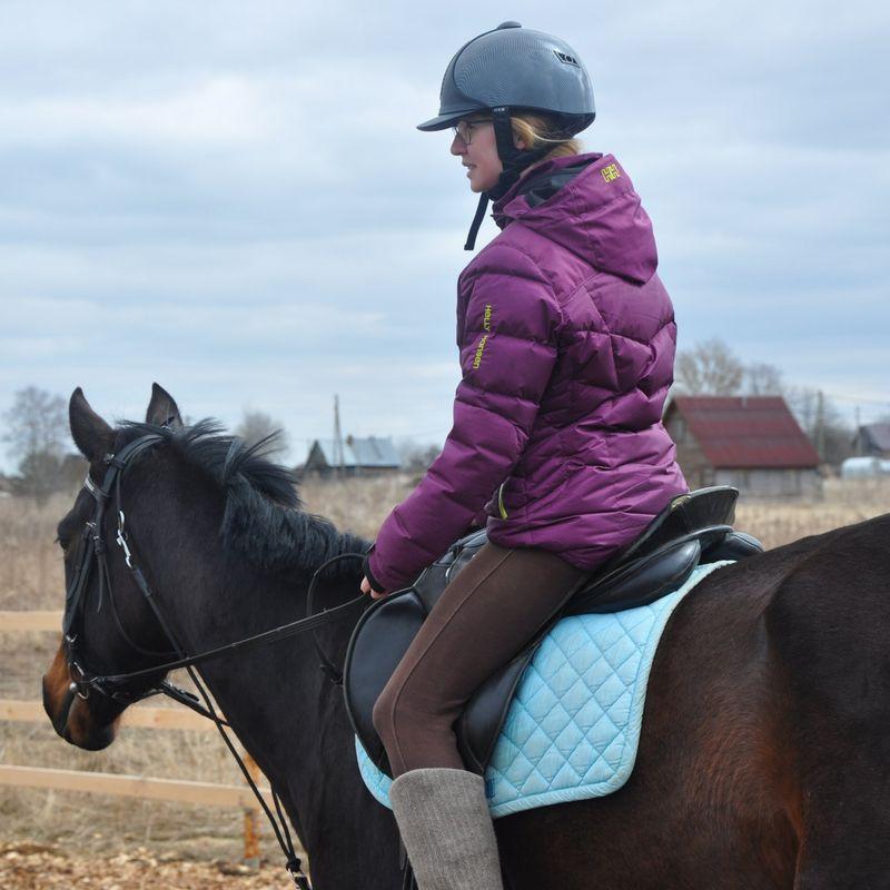 Конные прогулки в Ильино
