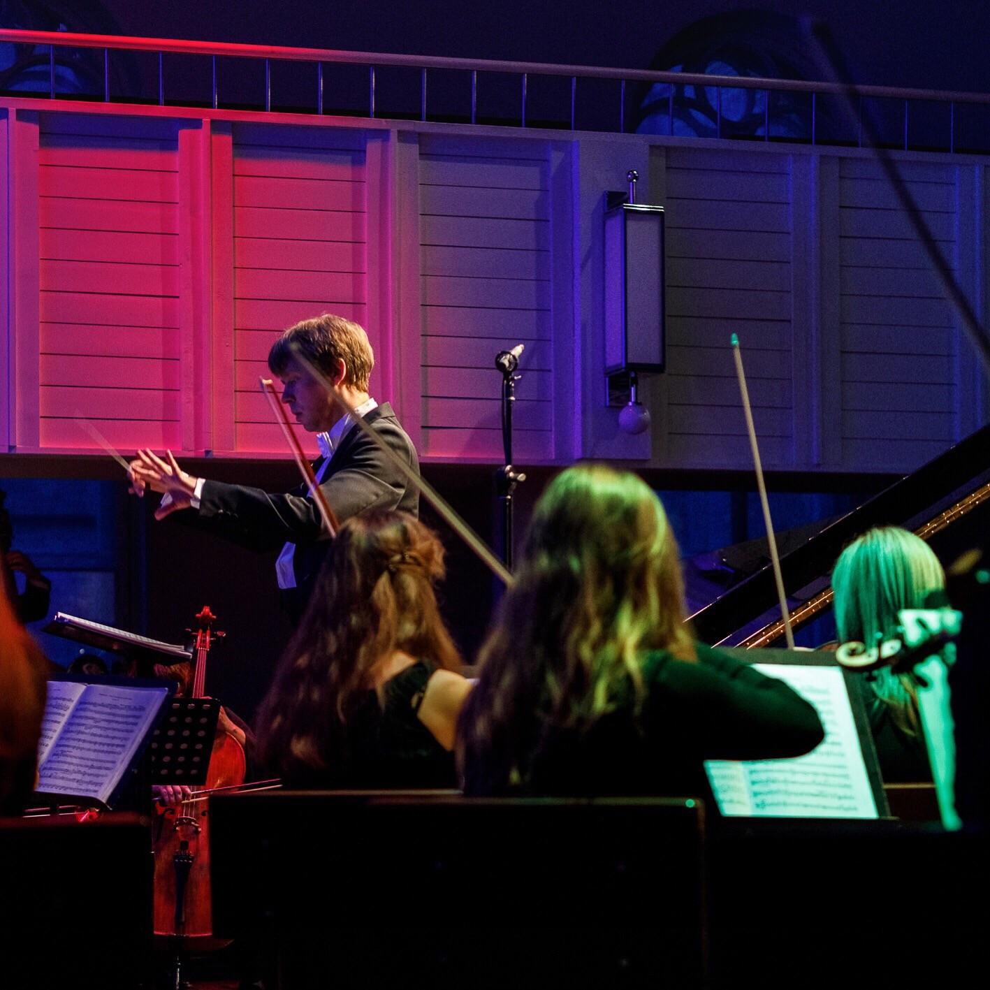 Концерт «Саундтреки в исполнении симфонического оркестра» со скидкой 50%