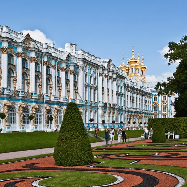 Длительная экскурсия «Пушкин, Павловск, Гатчина» соскидкой61%