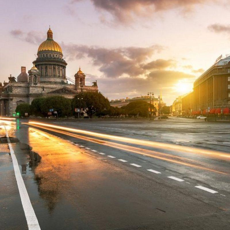 Городской квест «Неизвестный Петербург»