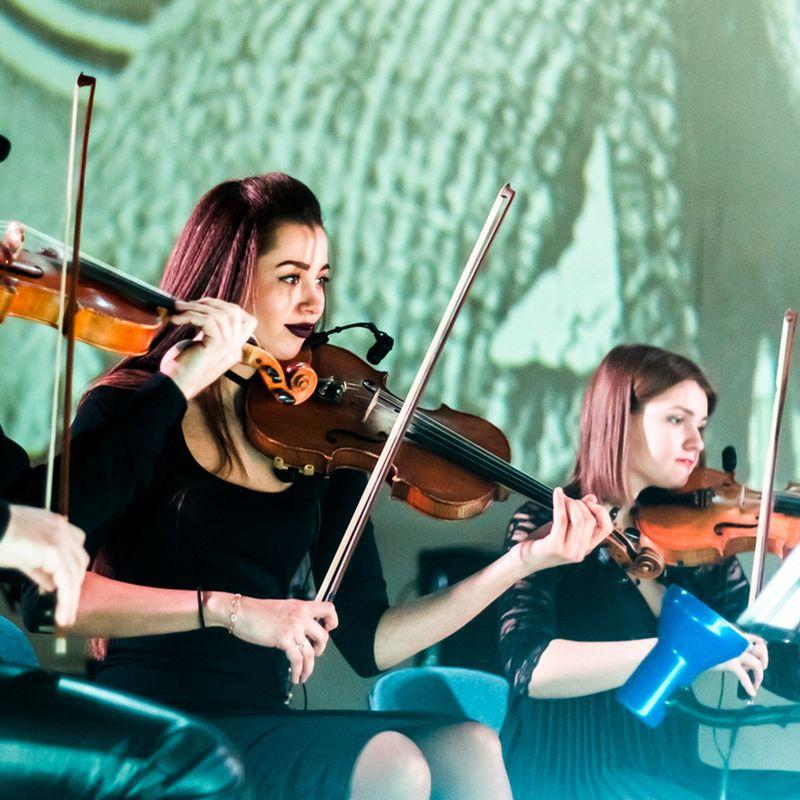 Концерт «Шедевры мирового рока»