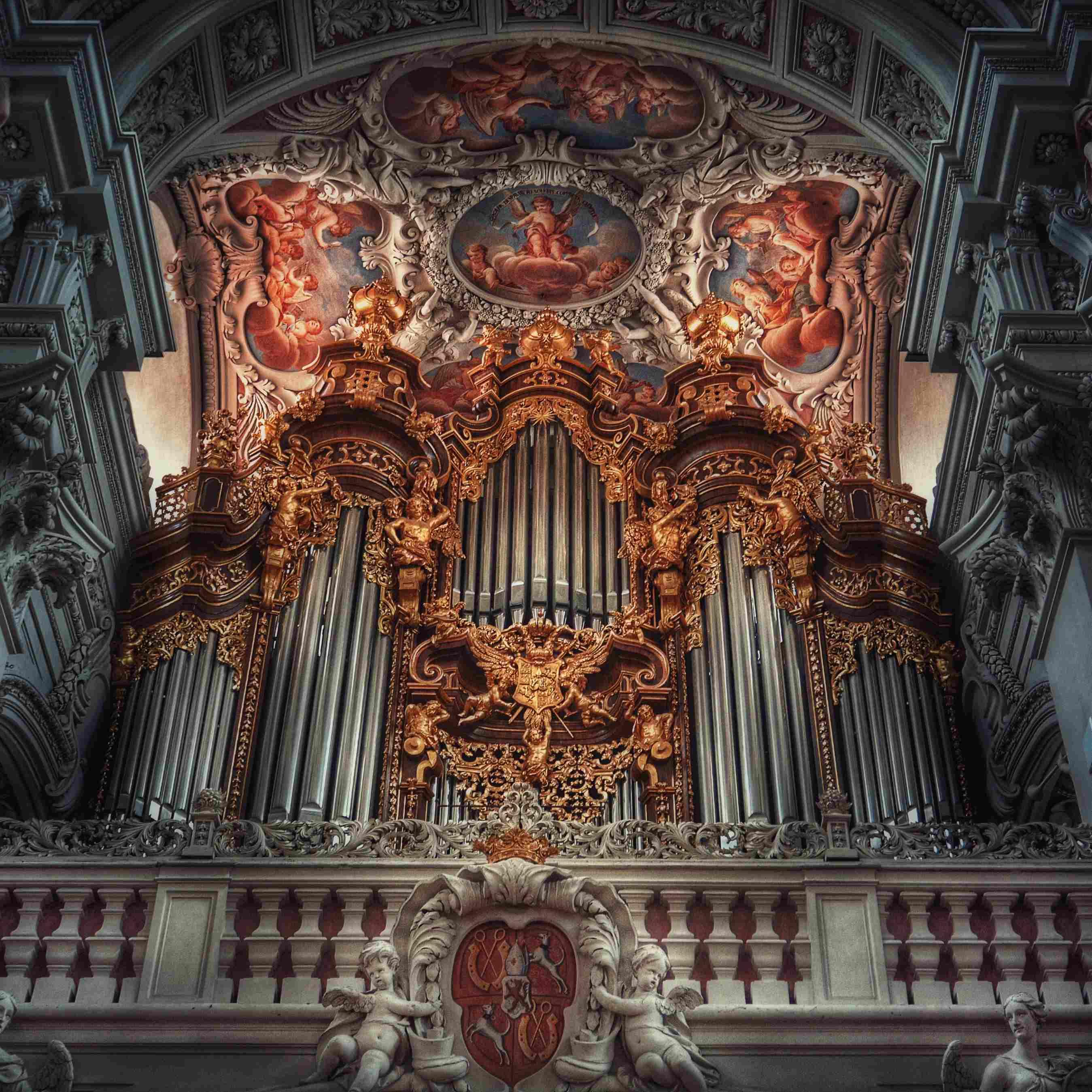 Органно-вокальный вечер в церкви Святого Михаила