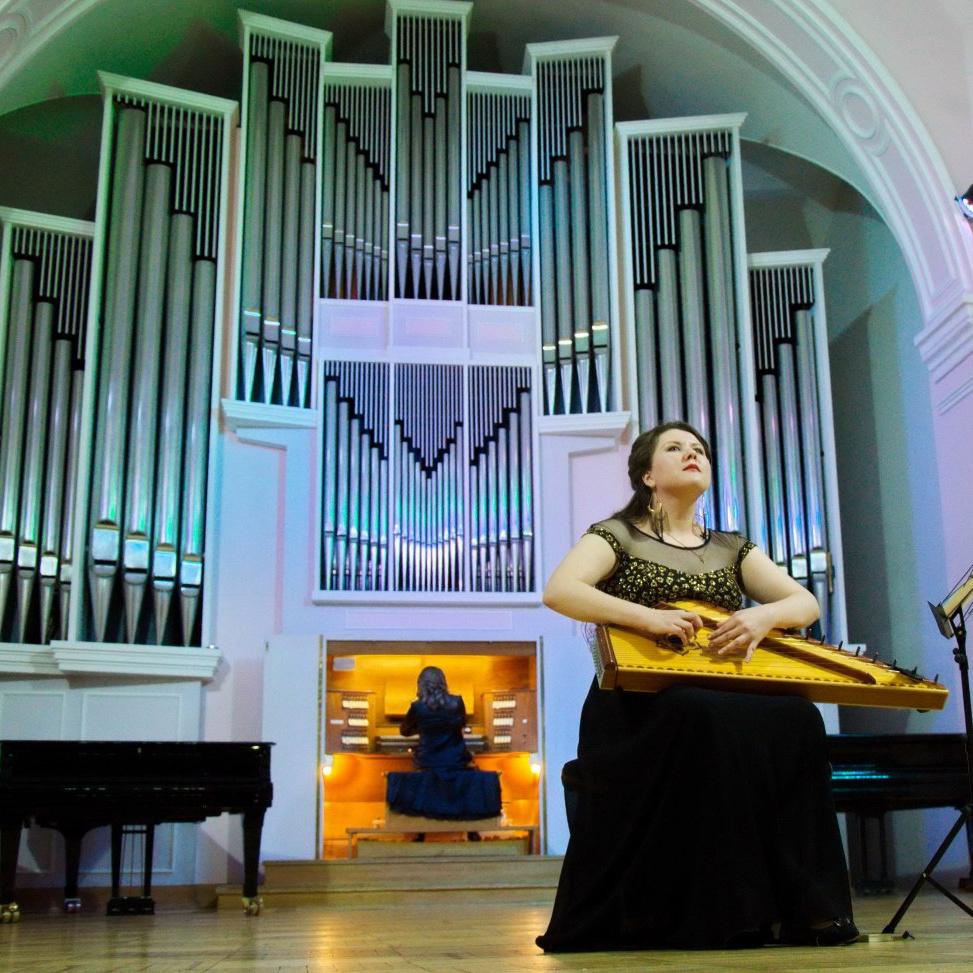 Концерт «Русский космос: гусли и орган» со скидкой 50%
