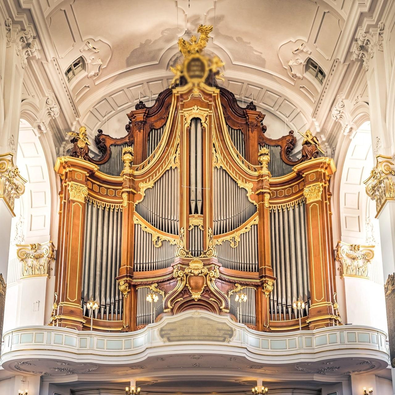 Концерт «Органная сага Германии. Играет голландский органист Аарт Бергверфф»