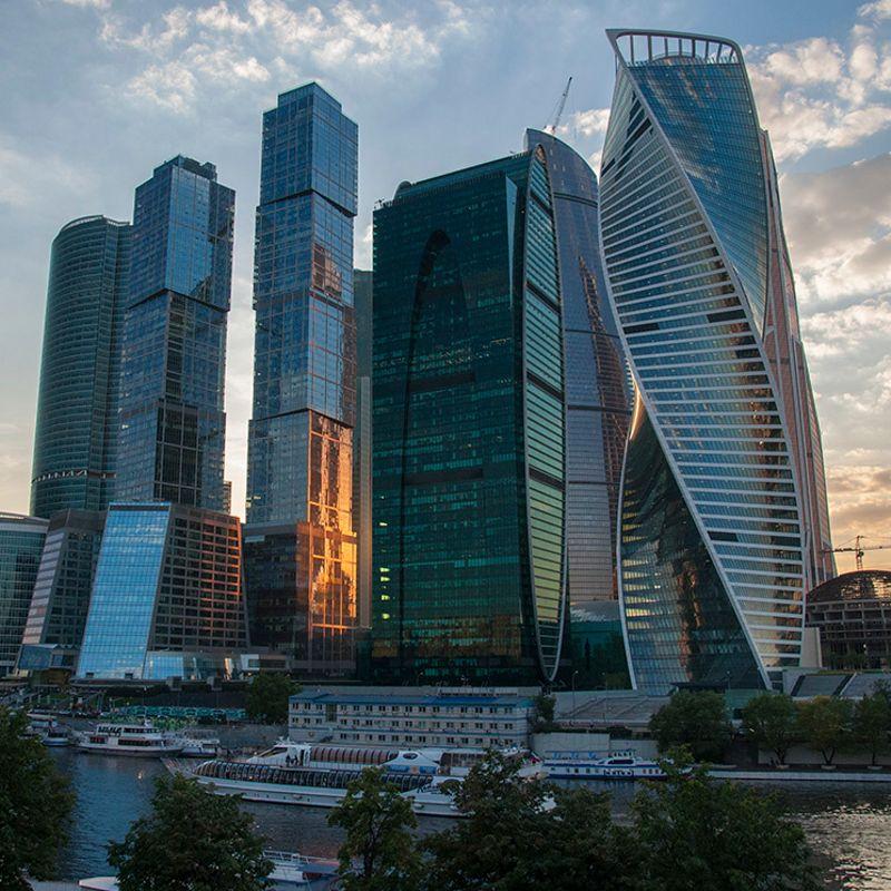 Экскурсия: знакомство снебоскребами «Москва-Сити»