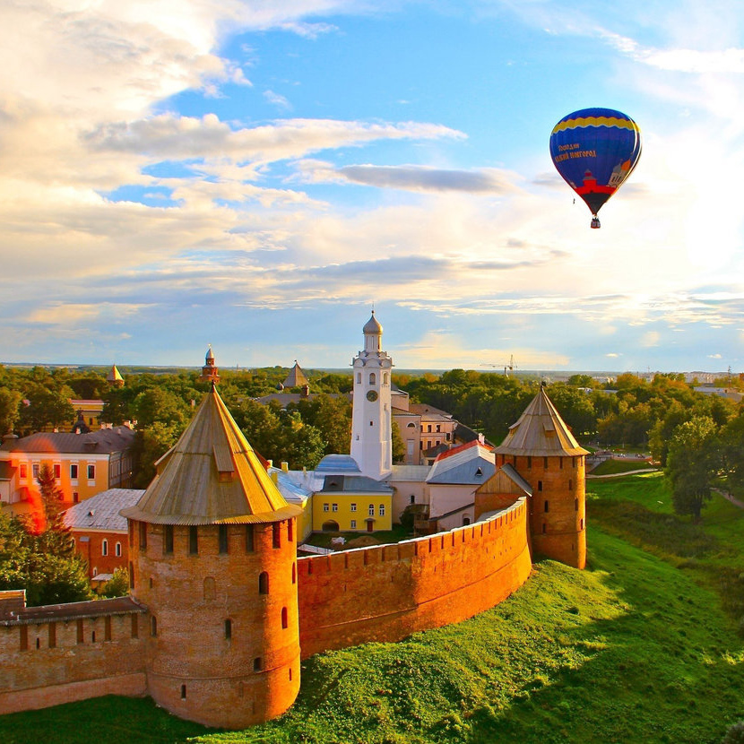 Тур «Великий Новгород: сердце земли русской» со скидкой 36%