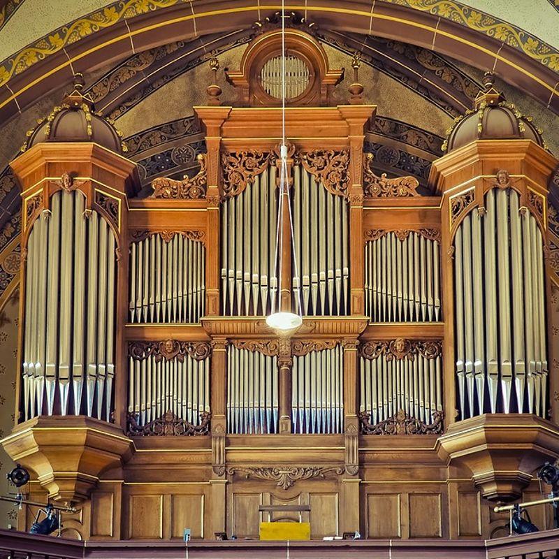 Органный концерт «Времена года: Пьяццолла, Бах»