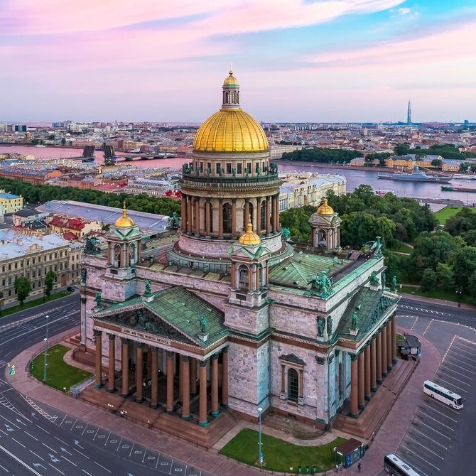 Городской квест «Неизвестный Петербург» со скидкой 61%
