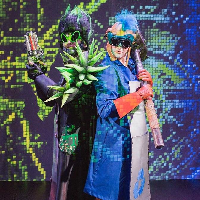 Спектакль для детей «Как второклассник Вовка с компьютерным вирусом дрался» со скидкой 35%