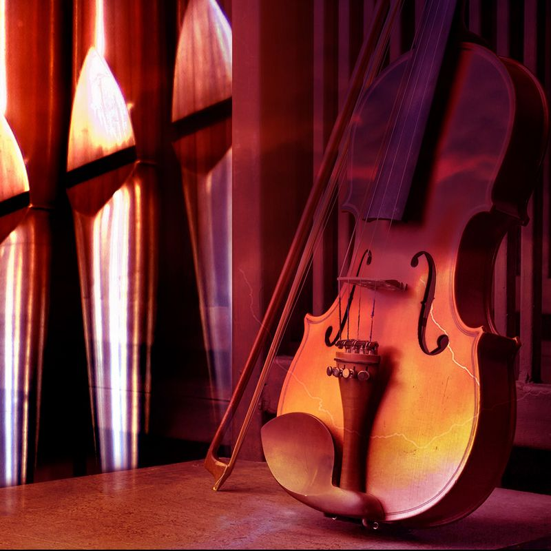 Органный концерт «Напевы Шервудского леса. Музыка Англии: Гендель, Перселл, Элгар»