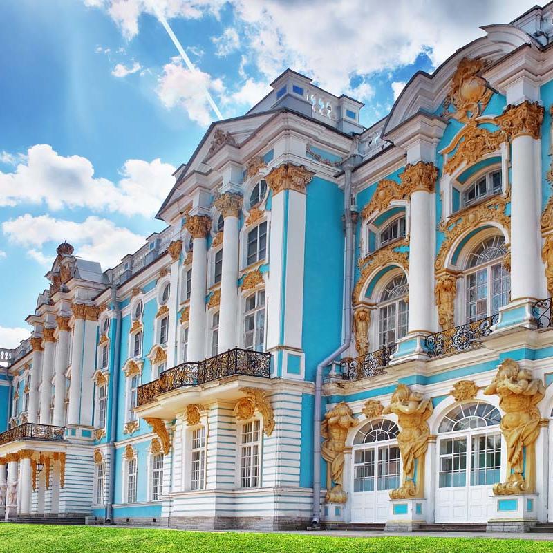 Экскурсия в Пушкин со скидкой 17%
