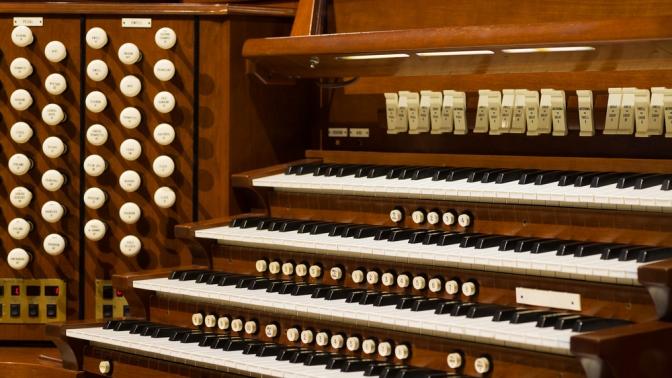 Концерт органной музыки «Лабиринт мира и рай сердца» со скидкой 50%