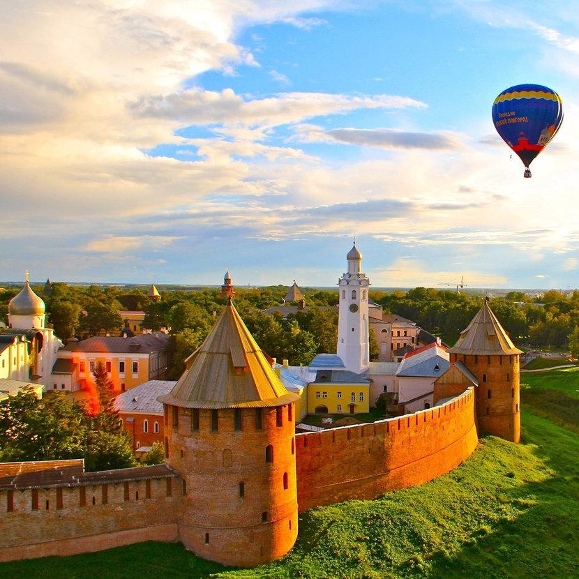 Экскурсия «Великий Новгород: сердце земли русской» со скидкой 47%
