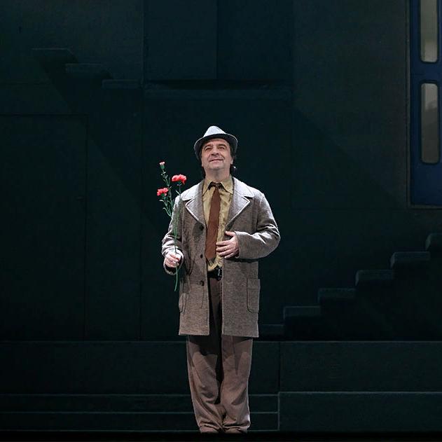 Спектакль «Графоман»