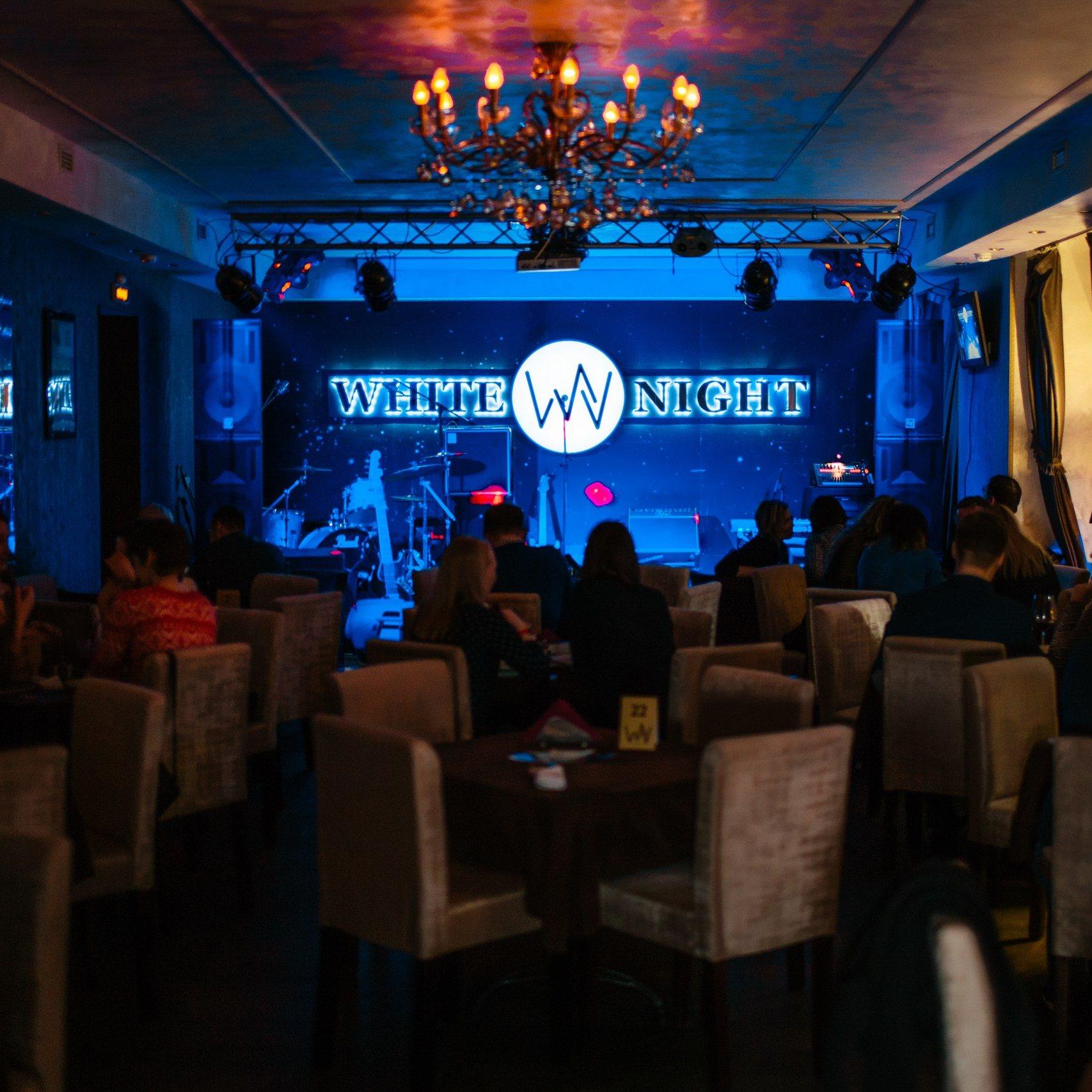 Блюзовый концерт группы Traveler`s Club в White Night со скидкой 50%