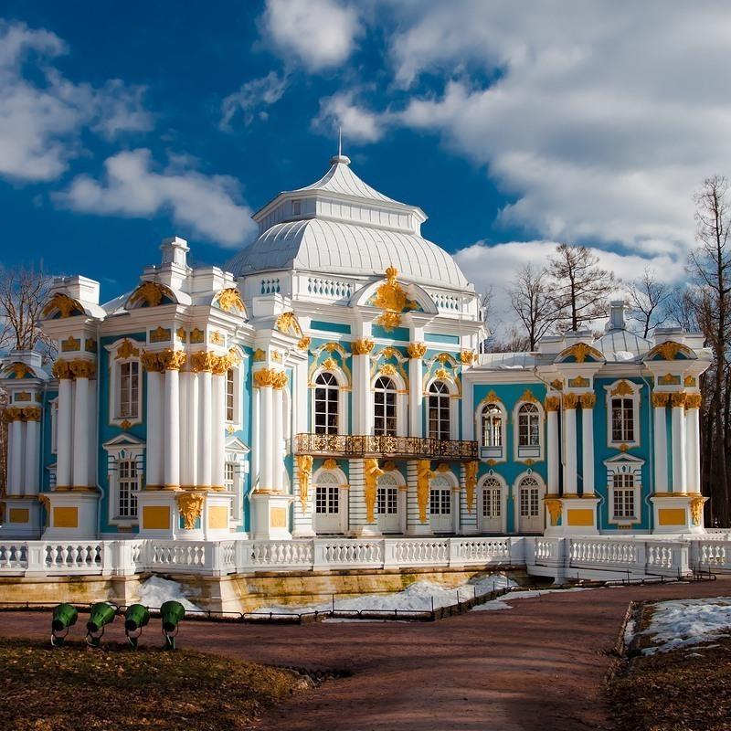 Автобусная экскурсия в Пушкин со скидкой 52%