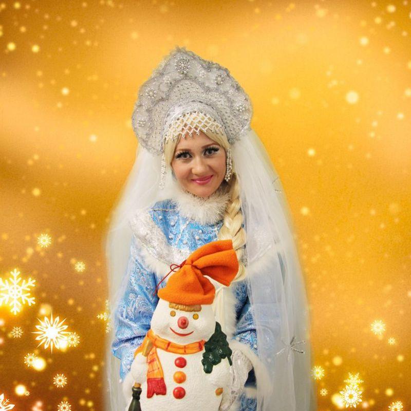 Новогодняя ёлка «Мечта Снегурочки»