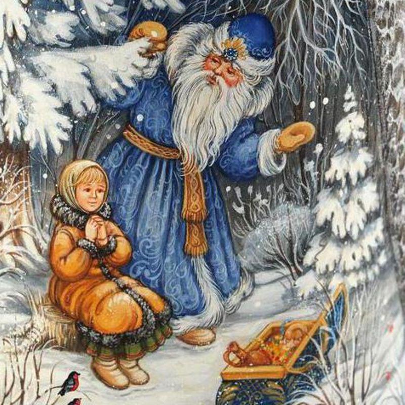 Новогодний спектакль «Морозко»