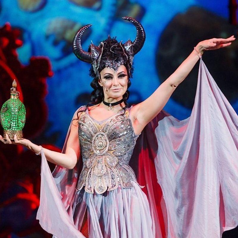 Мюзикл «Чудо-Юдо» от создателей «Демона Онегина» и «Мастера и Маргариты»
