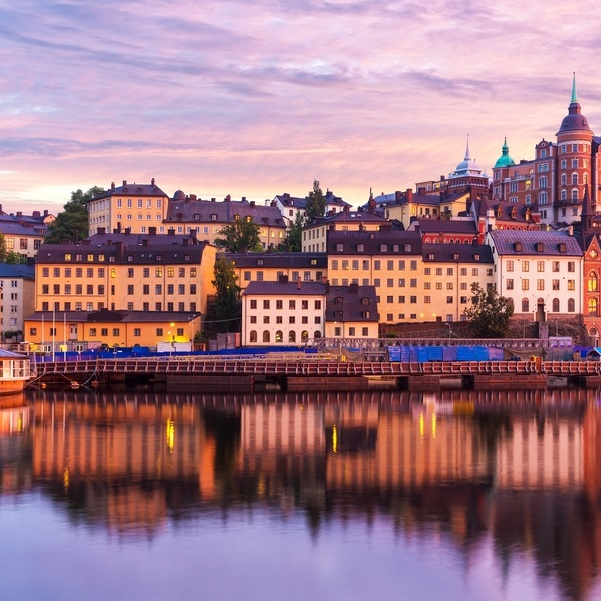 Трёхдневный круиз «Балтийский треугольник: Таллин-Стокгольм-Турку-Хельсинки»