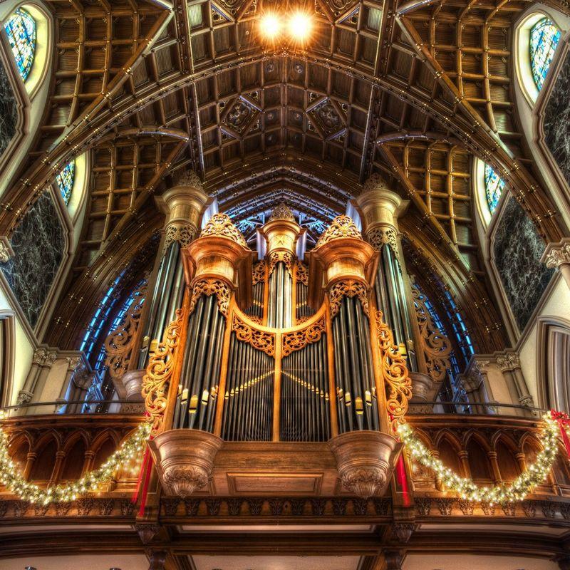 Концерт «Рождество a capella. Орган и хор. Бах, Таривердиев, песни народов мира, музыка к кинофильмам»