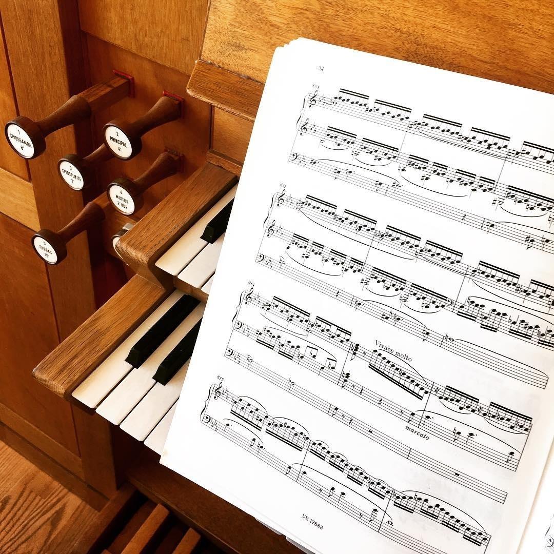 Органный концерт «Чудесный мир Барокко»