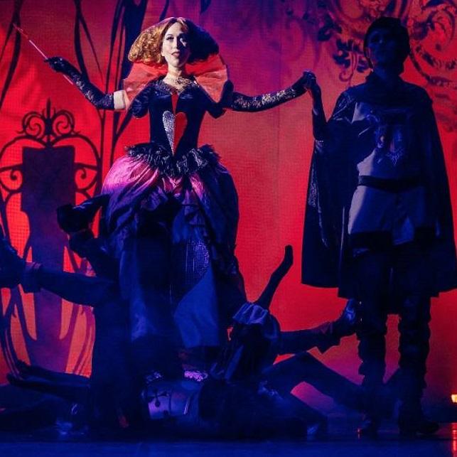 Мюзикл для всей семьи «Лабиринты сна» в Выборгском Дворце Культуры