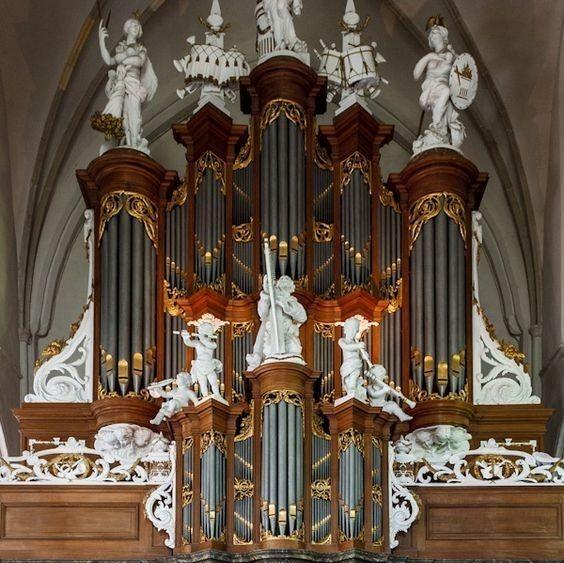 Концерт «Голос иорган. Дыхание романтизма. Мендельсон, Вагнер, Вольф, Вилла-Лобос»