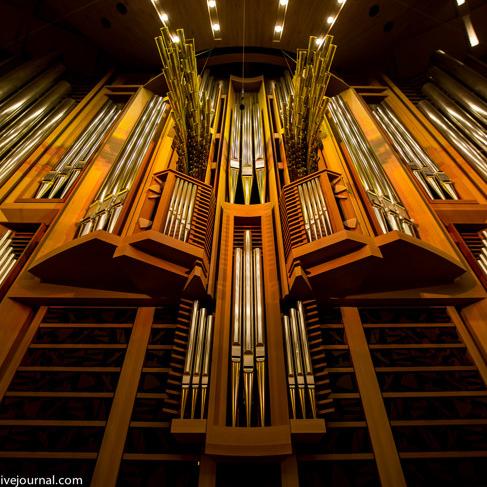 Концерт «Пять веков органа. Свелинк, Бах, Меркель» со скидкой 50%
