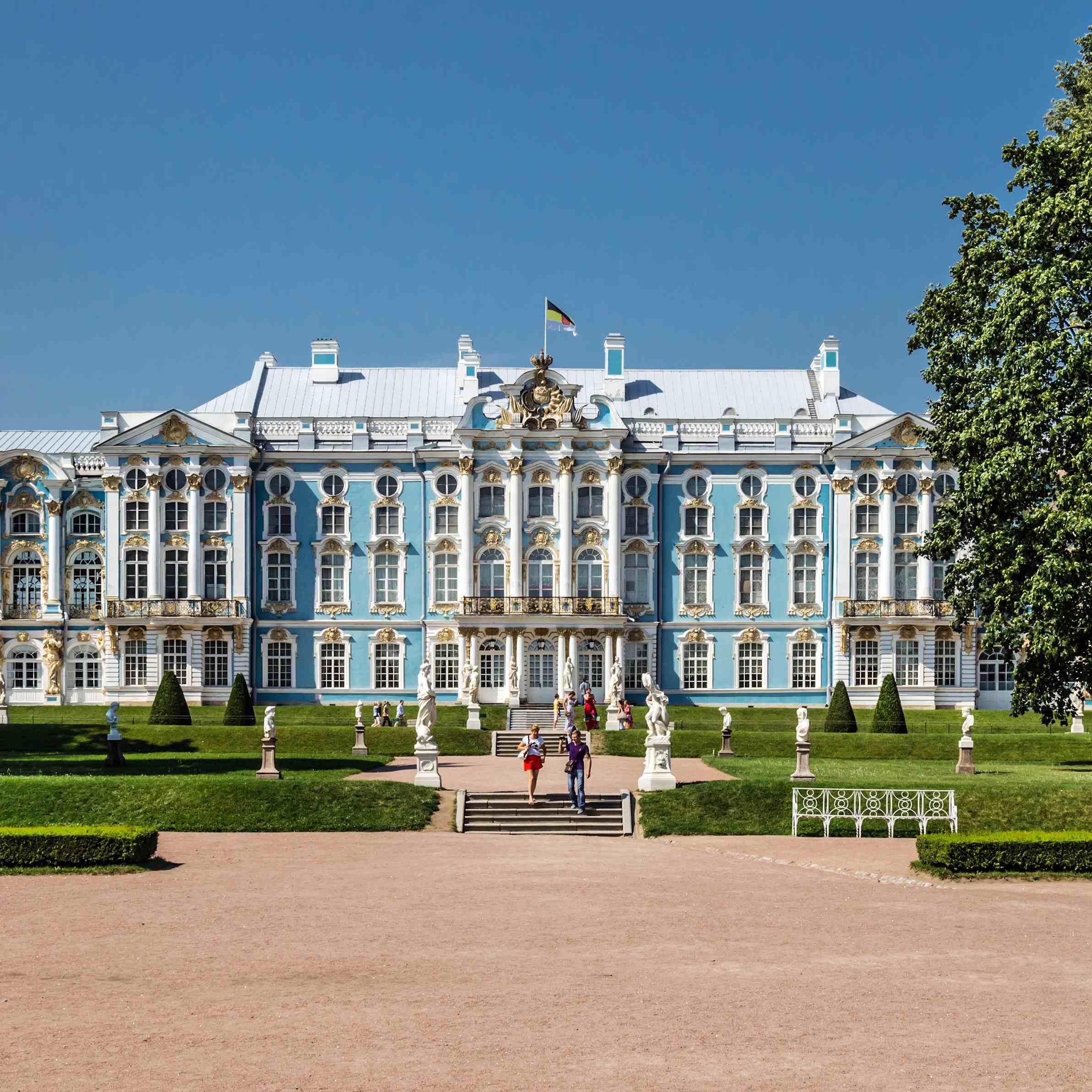 Экскурсия в Пушкин (Царское село) со скидкой 52%