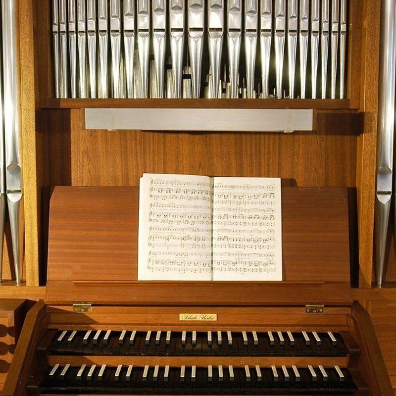 Концерт «Орган и альт: Уильямс, Дайсон, Райнбергер»