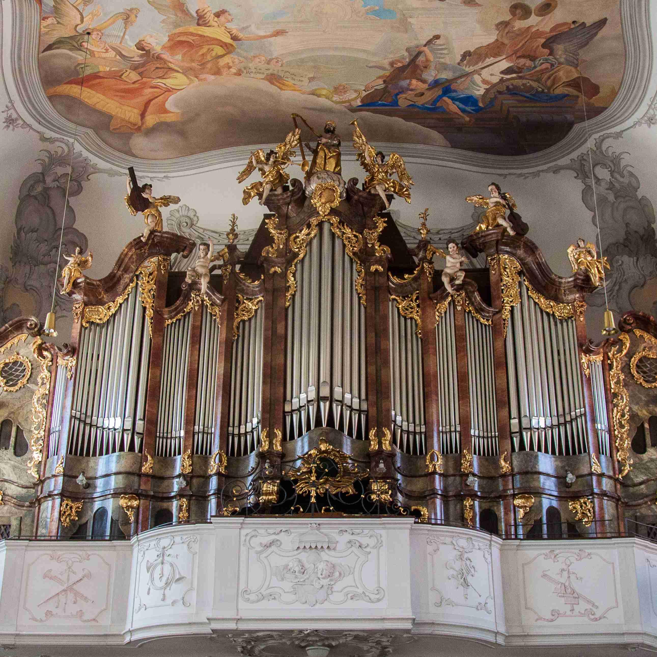 Концерт «Ave Maria. Шуберт, Бах, Сен-Санс, Масканьи. Голос и орган» со скидкой 50%