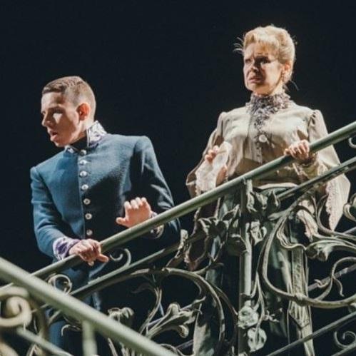 Спектакль «Третий выбор» в Александринском театре со скидкой 50%