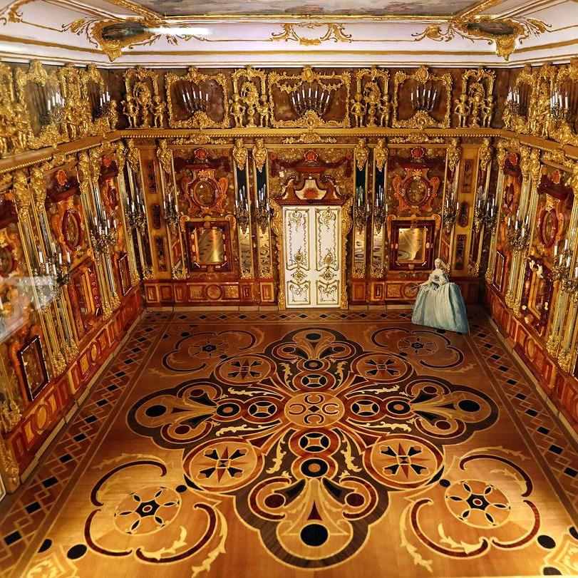 Экскурсия в Музей янтаря Александра Крылова со скидкой 50%