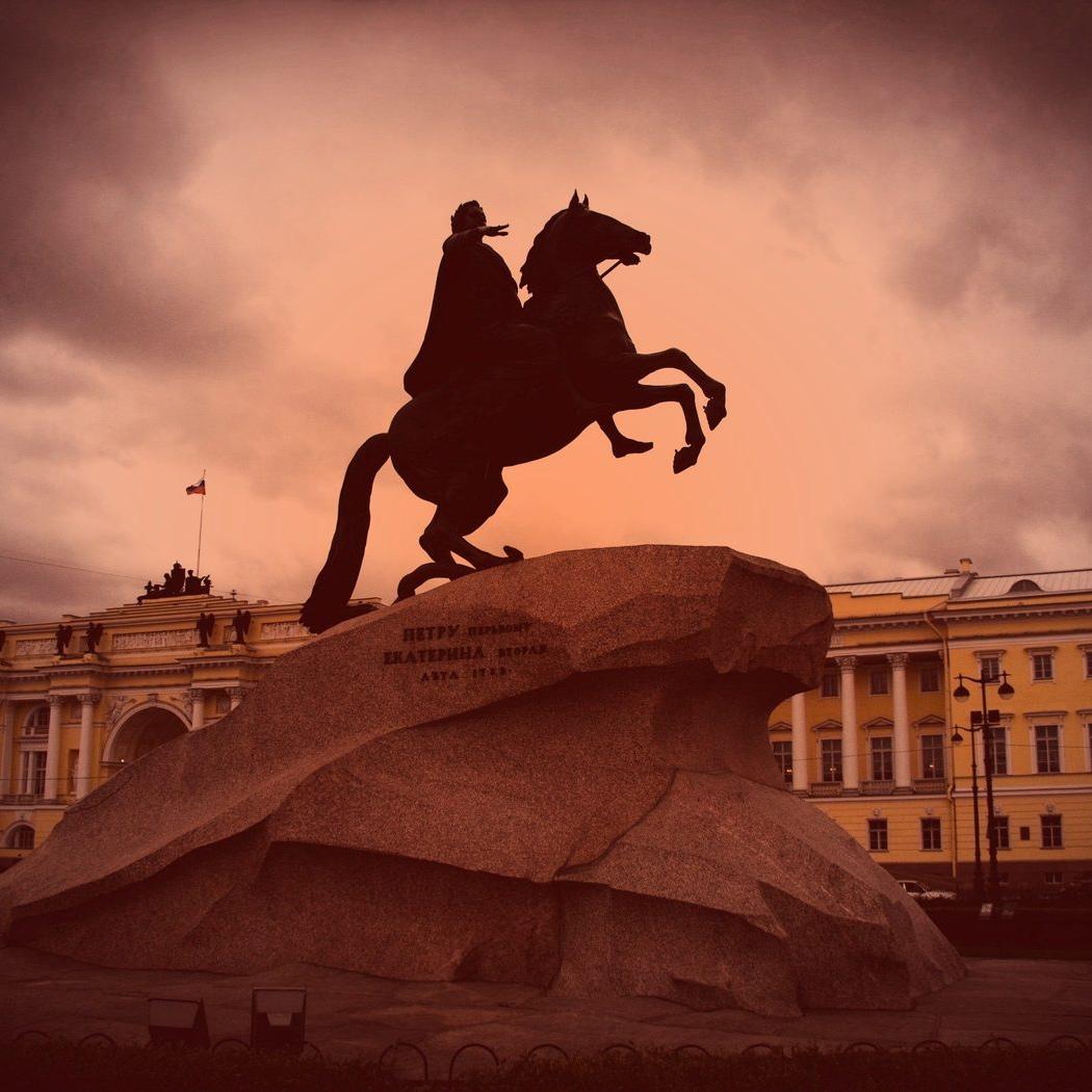 Экскурсия «Мифы и легенды Санкт-Петербурга» со скидкой 50%