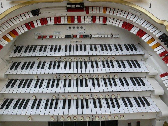 Концерт органной музыки в Церкви святого Михаила со скидкой 50%
