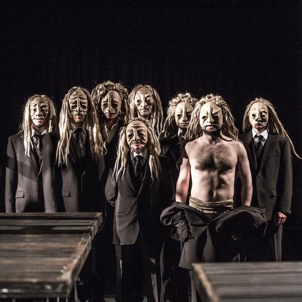 Спектакль «Ворон» в Александринском театре