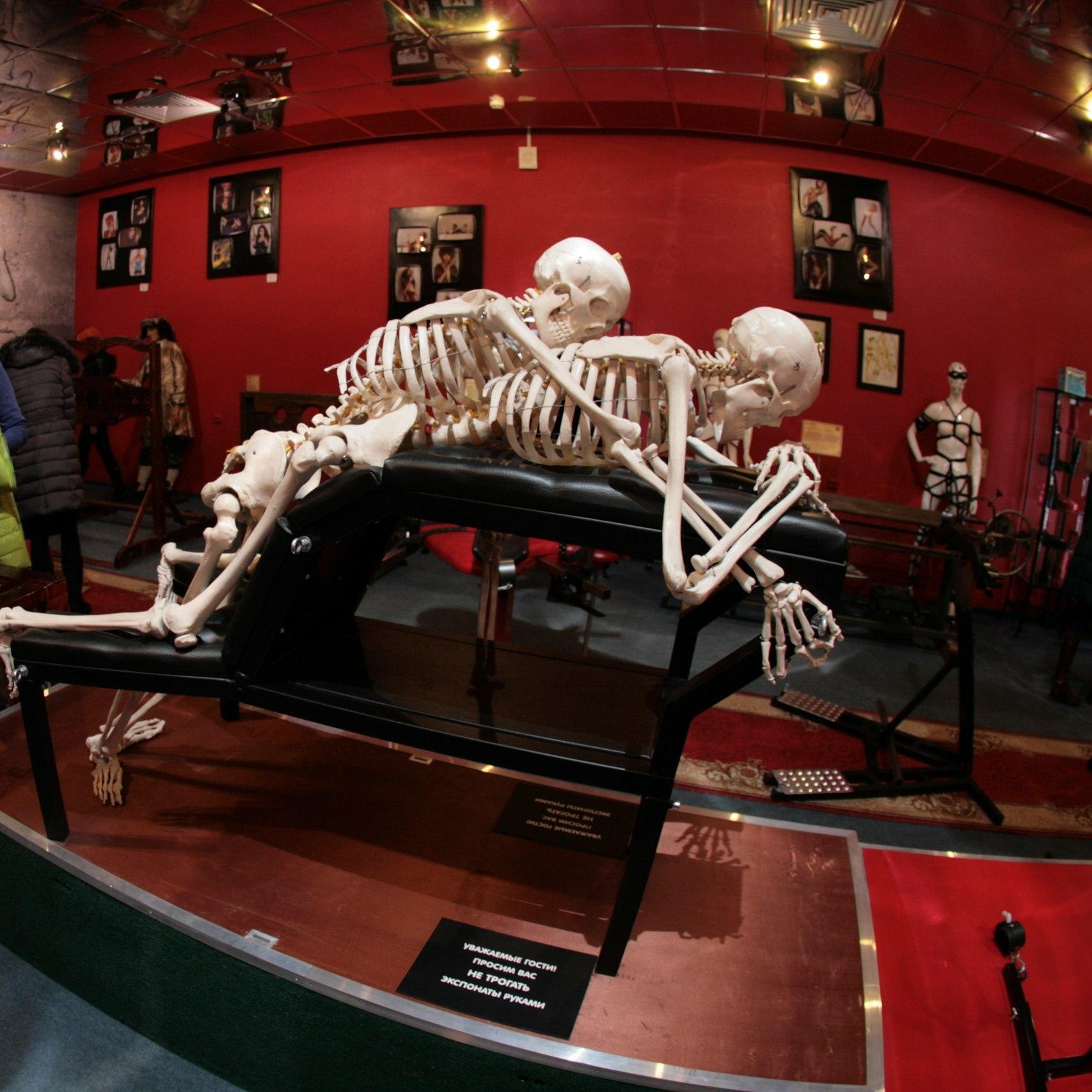 Посещение музея любви PinkRabbit со скидкой 50%