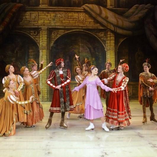 Балет на льду «Ромео и Джульетта» со скидкой 40%