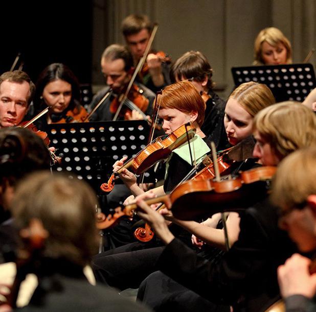 Симфонический концерт «Времена года. Зима» со скидкой до 56%