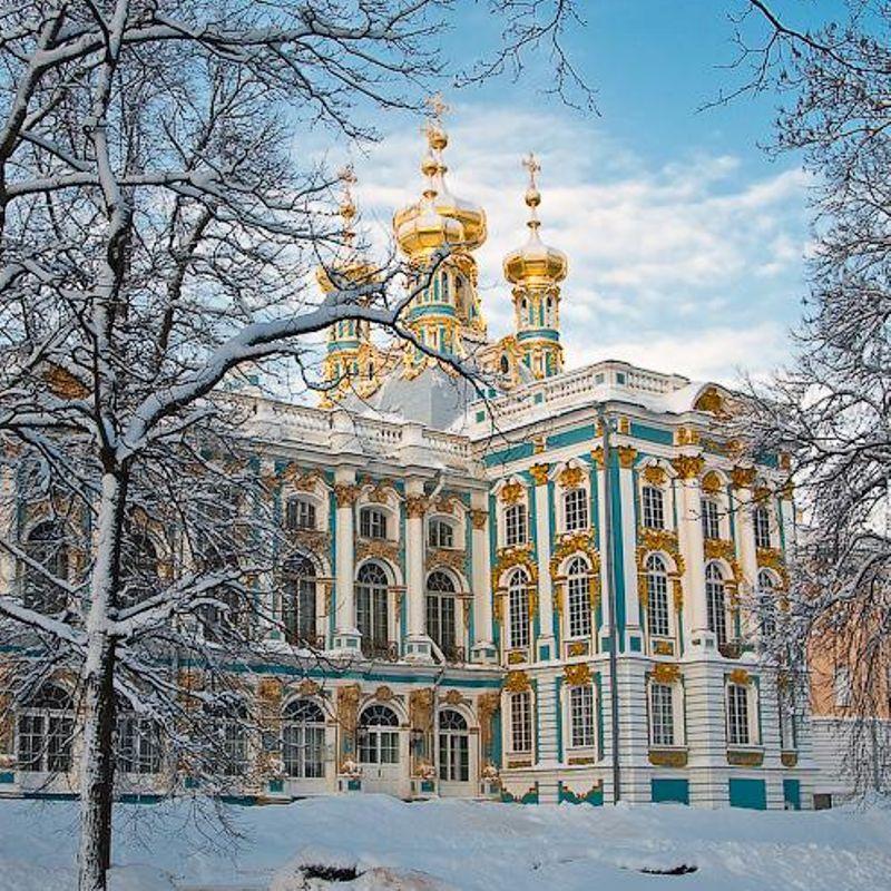 Автобусная экскурсия в Пушкин