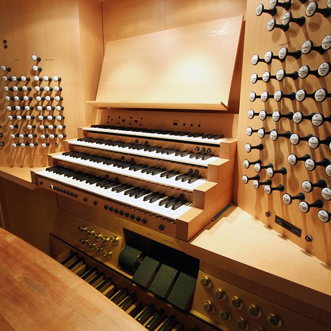 Концерт «Бах и органная Франция. Бах, Куперен, Вьерн» со скидкой 50%