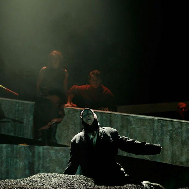 Спектакль «Матрёнин двор»