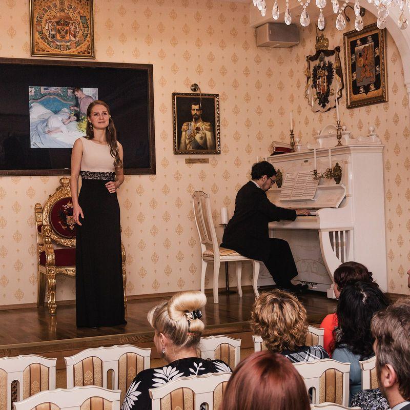 Музыкальный вечер в«Доме Романовых» соскидкой35%